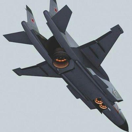 Yakovlev Yak-141 (NATO reporting name: Freestyle)