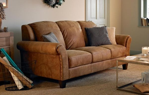 Leather Sofas In A Range Of Styles | DFS