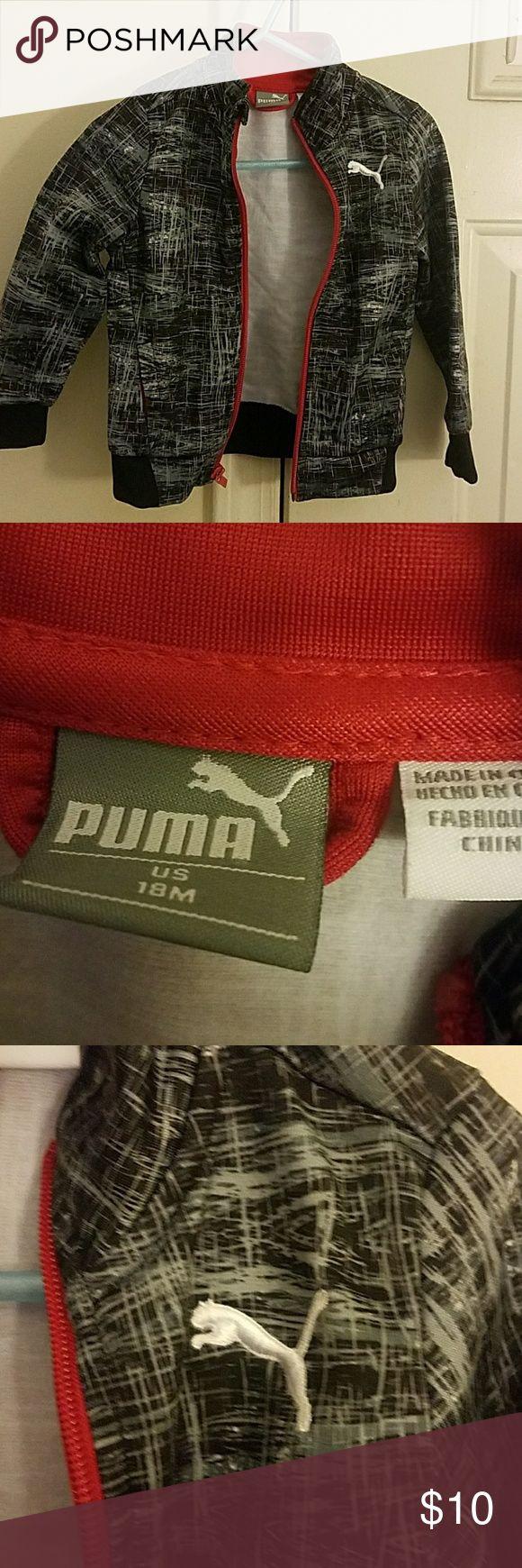 Puma jacket Nice jacket for your toddler Puma Jackets & Coats