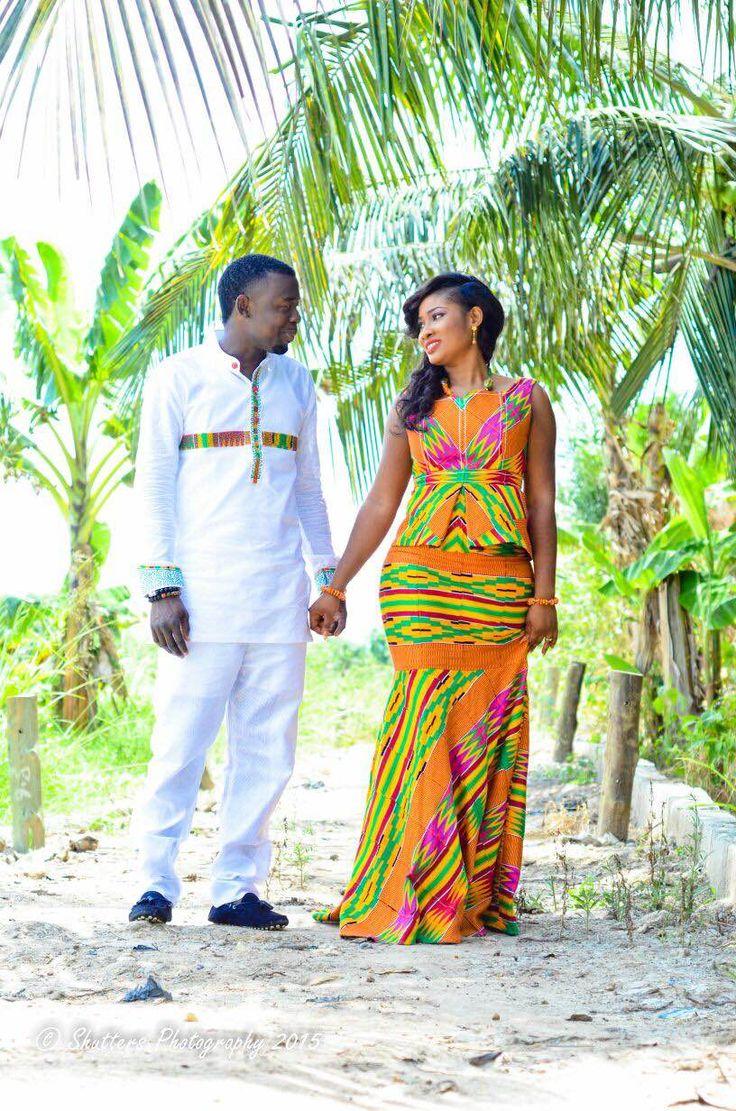 I Do Ghana | Ernest & Dzifa | Traditional Kente Wedding