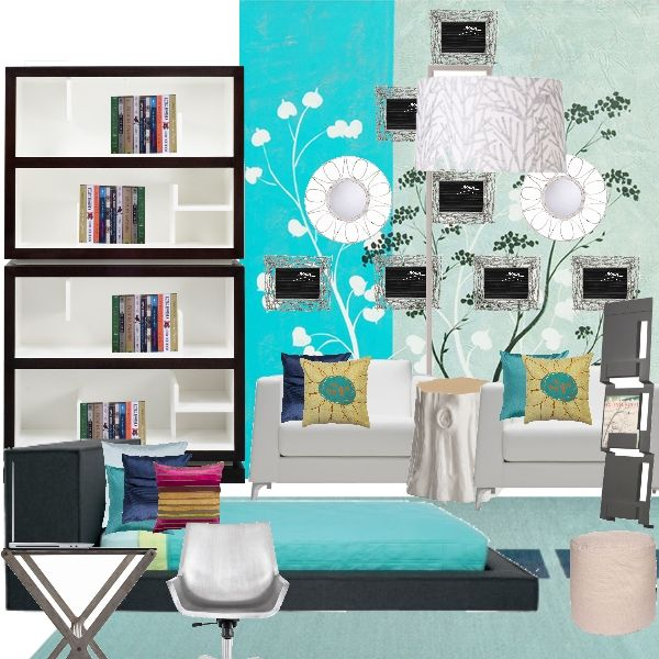 Studious Teenagers Room #ProjectDecor #Office #Design #Arteriors Free Shipping on everything