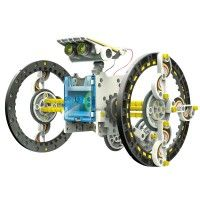 14 in 1 Educational Solar Robot Kit - Science & Exploration - Category
