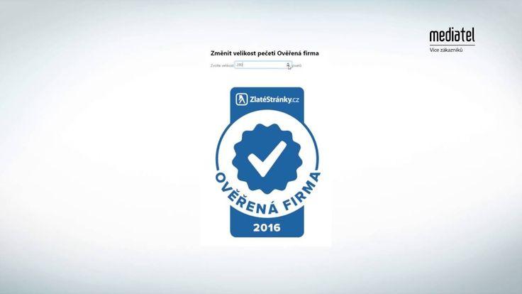 Ověřená firma: novinka katalogu ZlatéStránky.cz