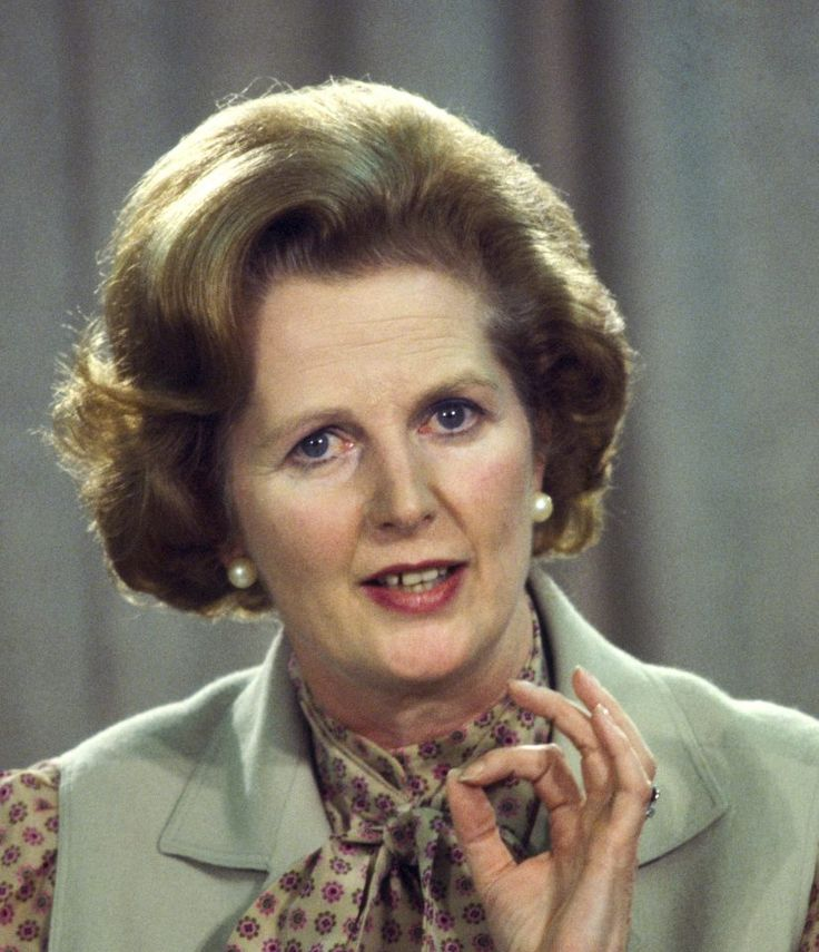 Margaret Thatcher whacked with fine threat for failing to return poll tax registration form