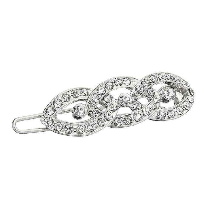 Accessorize : Presilha Linked Crystal