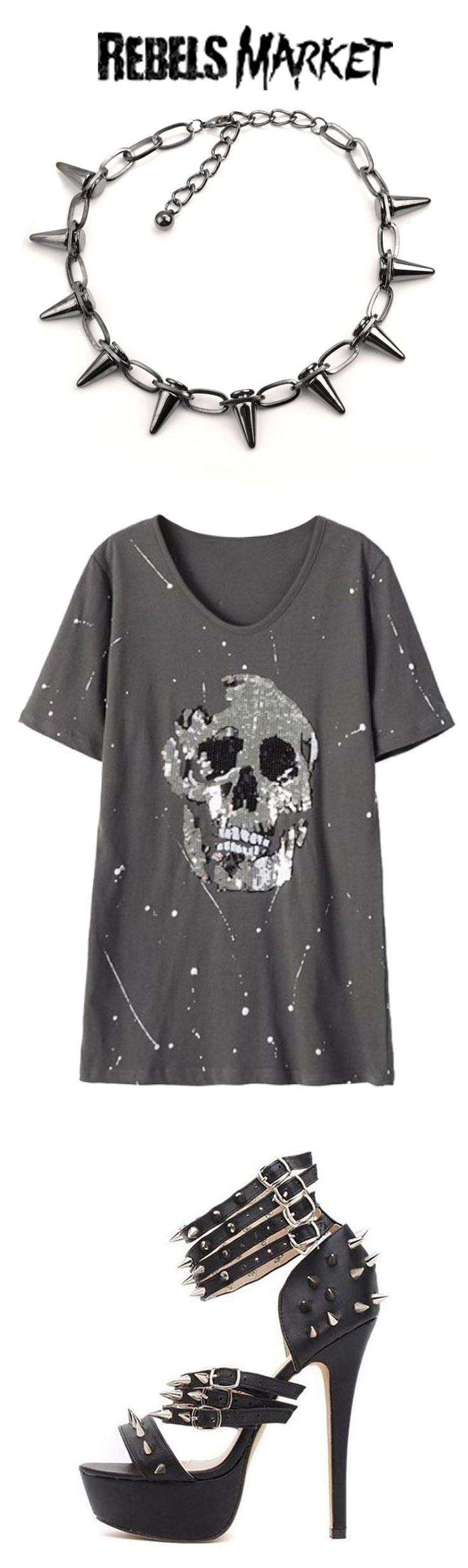 Shop women's punk rock fashion at RebelsMarket!