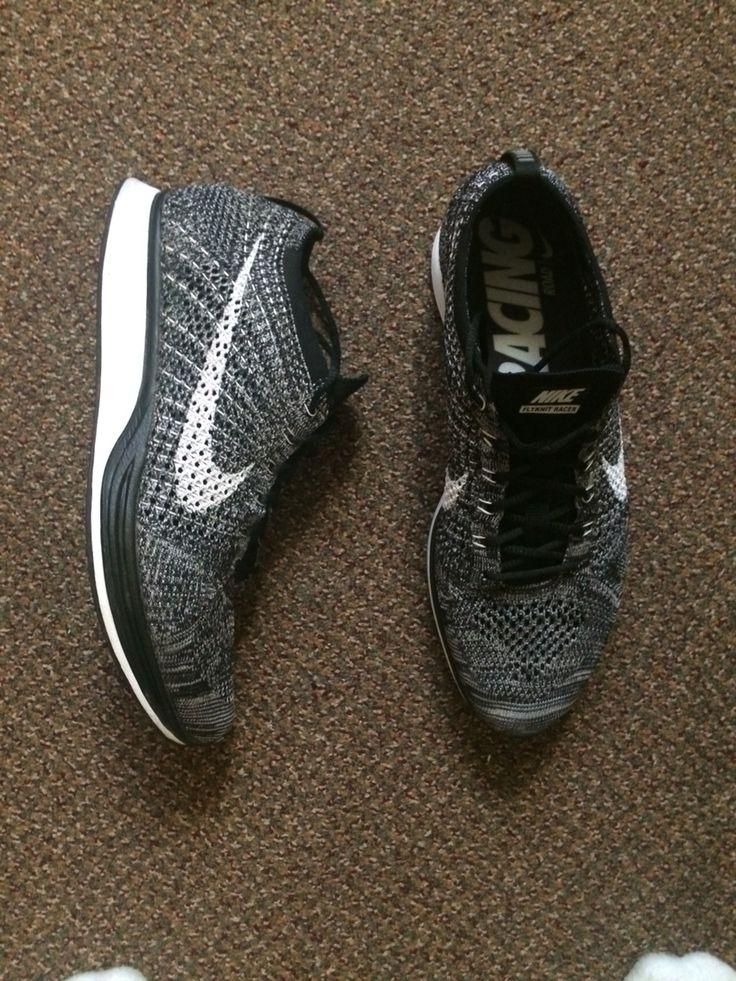 Oreo, Nike Flyknit Racer