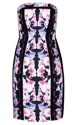 City Chic dress floral - Google Search