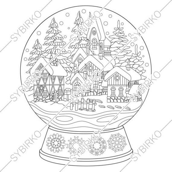 Pin On Christmas Colouring Pages