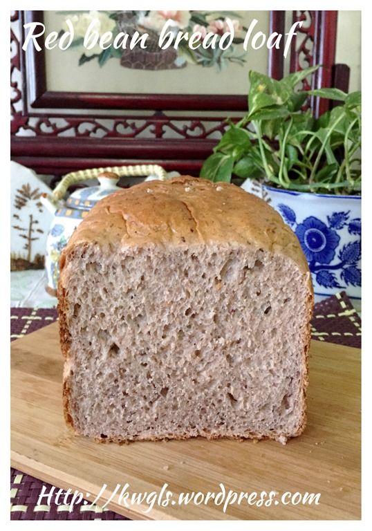 #guaishushu #kenneth_goh      #adzuki_bread_loaf  #红豆面包 Adzuki Bread Loaf aka Red Bean Bread Loaf (红豆面包条)