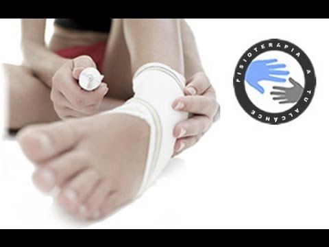 Esguince de tobillo, tratamiento y ejercicios / Fisioterapia a tu alcance