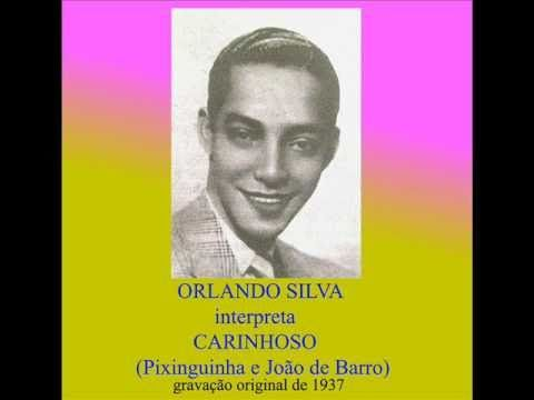 CARINHOSO - ORLANDO SILVA - Gravação original - W/Translation
