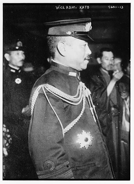 Vice Admiral Kato,Imperial Japanese Navy,military personnel,uniforms,officers