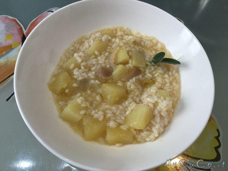 Minestra di riso e patate con Cuisine Companion - http://www.mycuco.it/cuisine-companion-moulinex/ricette/minestra-di-riso-e-patate-con-cuisine-companion/?utm_source=PN&utm_medium=Pinterest&utm_campaign=SNAP%2Bfrom%2BMy+CuCo