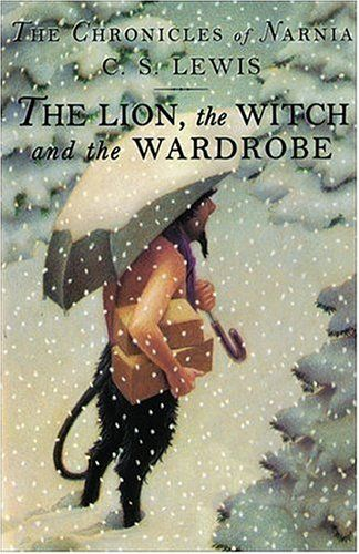 Narnia will never grow old to me. The Lion, The Witch, and the Wardrobe by C.S. Lewis