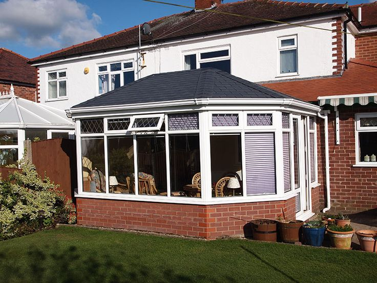 Victorian conservatory roof replacement - Conservatory Roof Projects