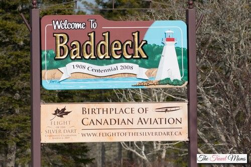 Baddeck is a quiet village on the shores of the Bras d'Or Lakes in central Cape Breton Island (voted Travel & Leisure Magazine's Best Island in North America!) perched beneath the Cape Breton Highlands at the beginning of the Cabot Trail.