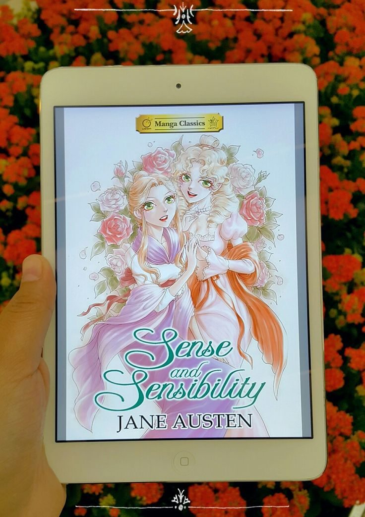Sense and Sensibility by Manga Classics