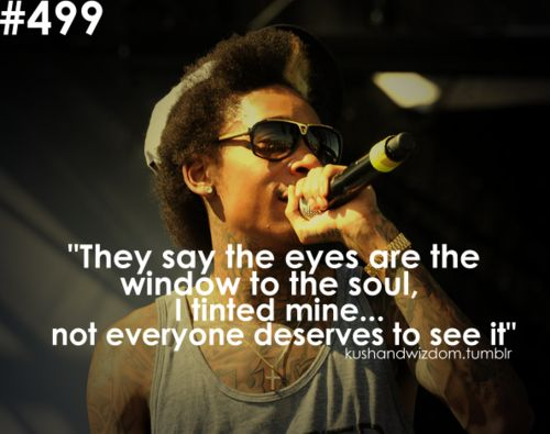 19 best images about Musical Quotes for the Misunderstood Mind. on ... Wiz Khalifa Swag Tumblr