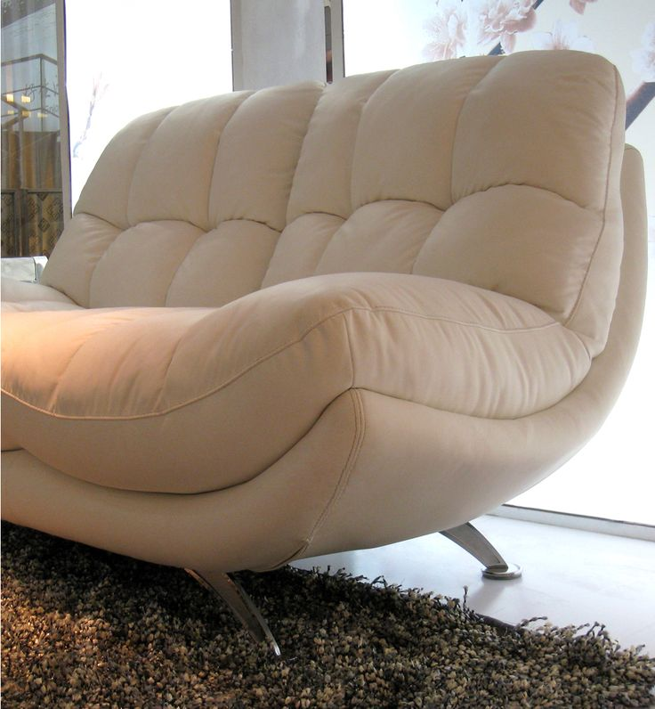 Bubble sofa.