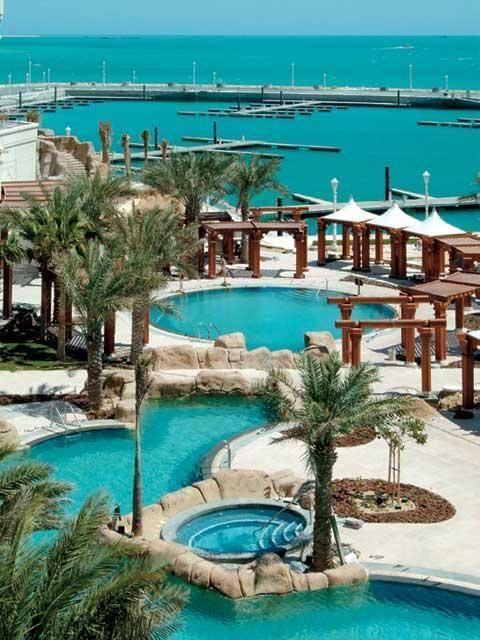 Hotel Four Seasons, Katar - eTravel.cz