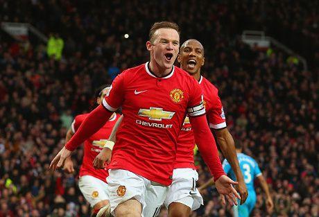 Berita Bola Terkini dan Nomor Satu : 'Rooney Jadi Jawaban Van Gaal akan Striker yang Tajam'