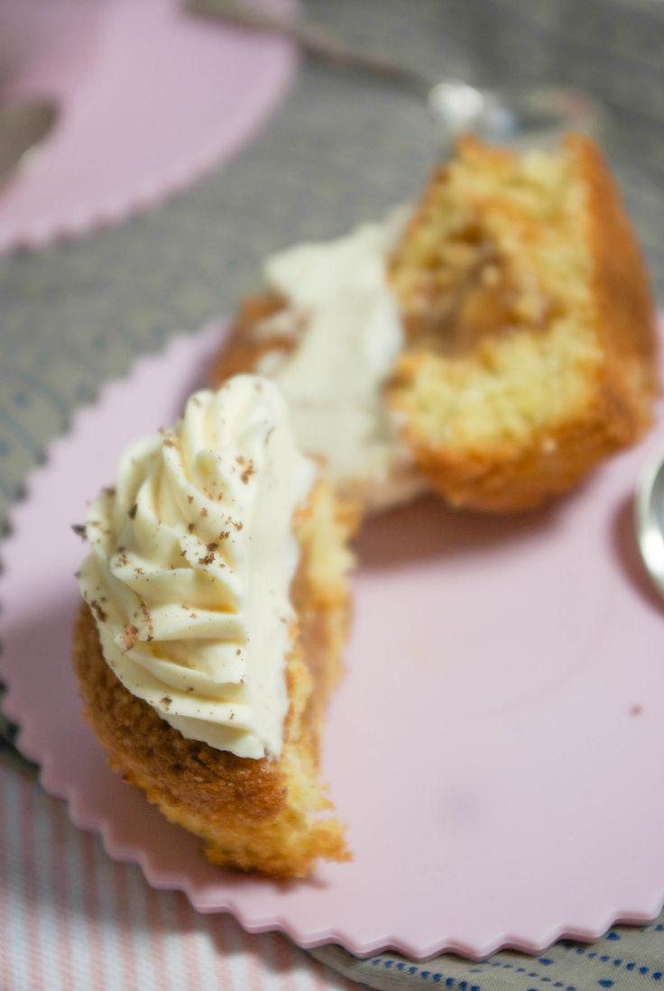 cupcake caramel au beurre salé