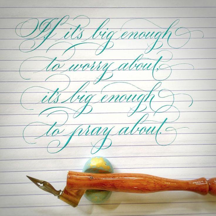 #Simple Alphabets Calligraphy Inspiration: Suz Cunningham