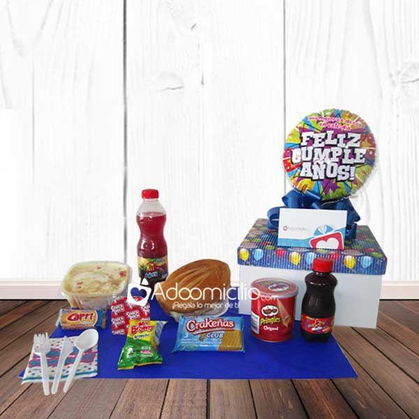 Desayunos Sorpresa Cali Feliz Cumpleaños  Pedido con 1 día anticipado