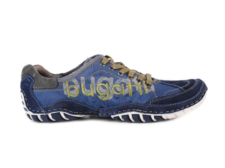 Bugatti Sportovní tenisky Megaton F2605-6V6 / modrá