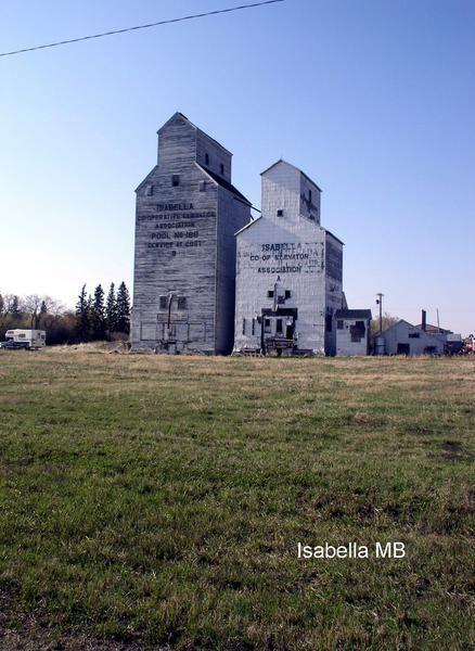 The Grain Elevators of Manitoba