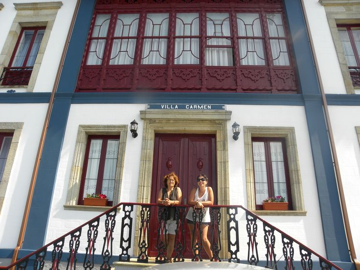 Casa de Severo Ochoa-Luarca