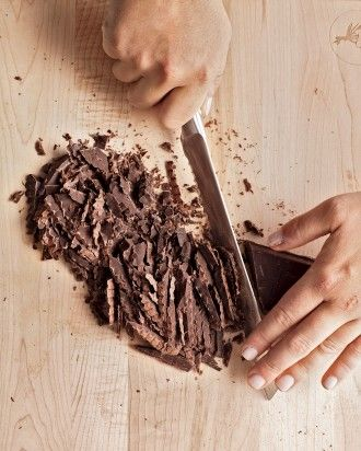 how to make tempered chocolate