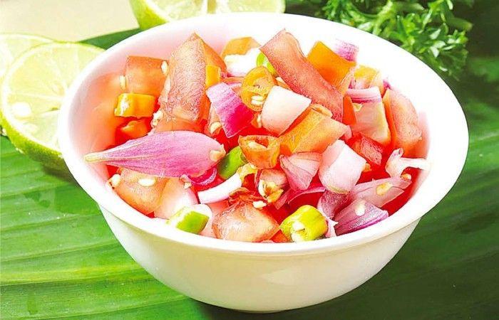 [Resep] Sambal Dabu-Dabu Segar http://www.perutgendut.com/read/sambal-dabu-dabu-segar/326 #Resep #Food #Kuliner #Indonesia