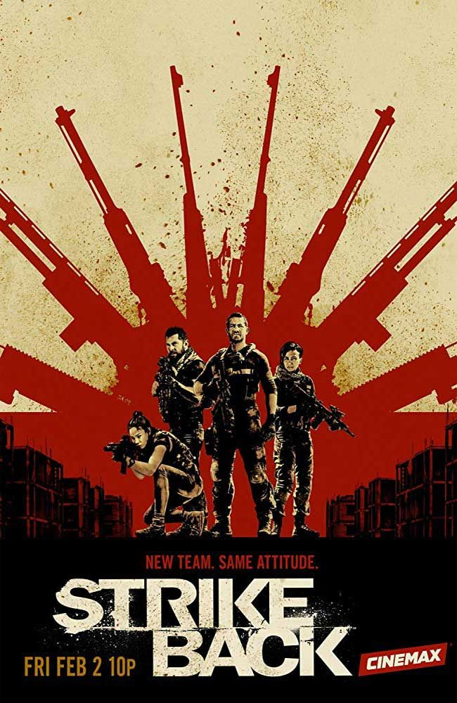 Strike Back Temporada 7 En Español Latino Castellano Sub Español Lista De Capitulos Strike Back Tv Series Episode Online Seasons