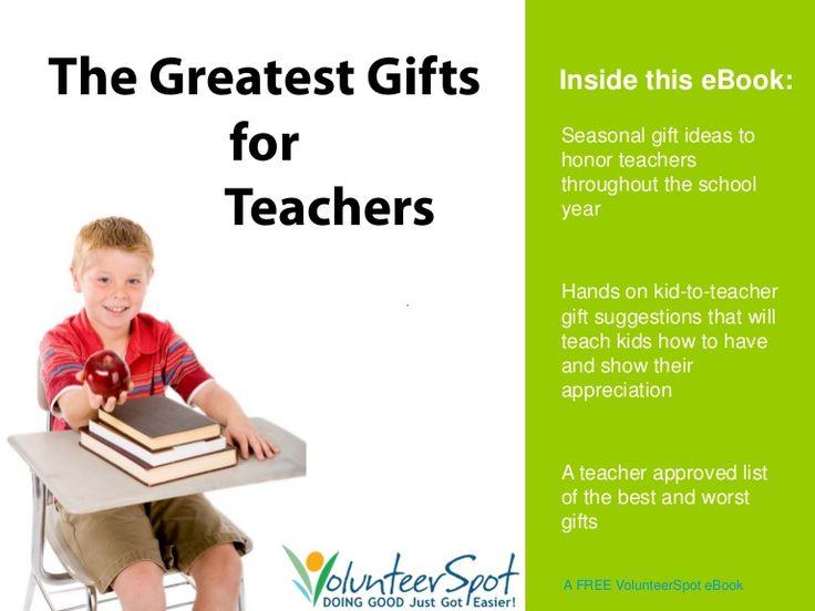 Greatest Gifts For Teachers & Teacher Appreciation Week