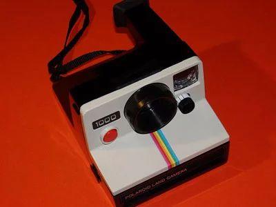 Cámara instantánea Polaroid SX 70