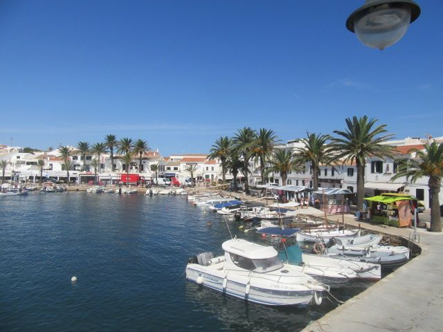 Read about:  FORNELLS, MENORCA -  A QUINTESSENTIAL SPANISH FISHING VILLAGE @ awanderingwidow.blogspot.com