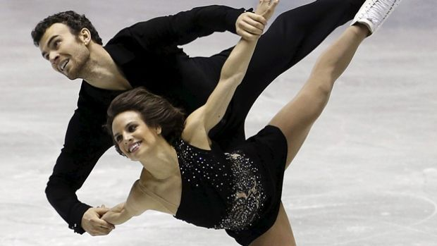 World champion pairs figure skater Meagan Duhamel says a vegan diet helps her train, focus and recover better.