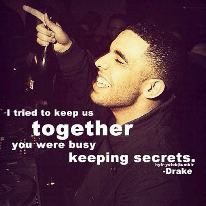 "Quotes Tumblr Drake 2012 ""I tried t..."