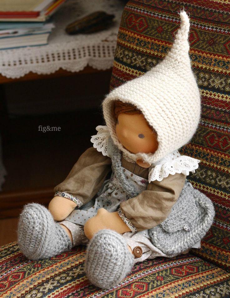 180 best Waldorf Dolls images on Pinterest | Waldorf dolls, Fabric ...