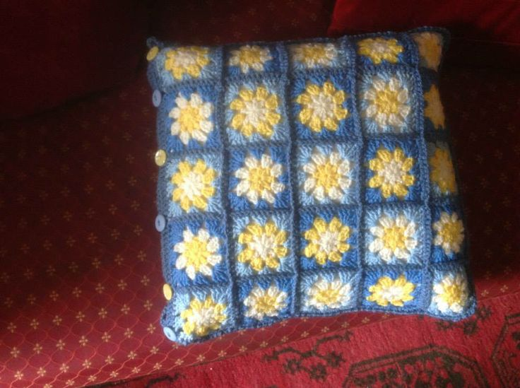 cushion for Duncan