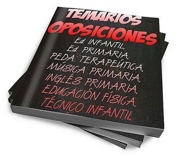 TEMA 17. TEMARIOS OPOSICIONES (INFANTIL, PRIMARIA, PT, MÚSICA, INGLÉS, EDUCACIÓN FÍSICA, TÉCNICO INFANTIL) | RECURSOS OPOSITORES/AS