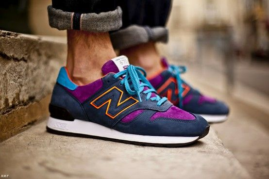 Hunter2k | Indie Style Magazine New BAlance Sneakers - always debating me wearing this style