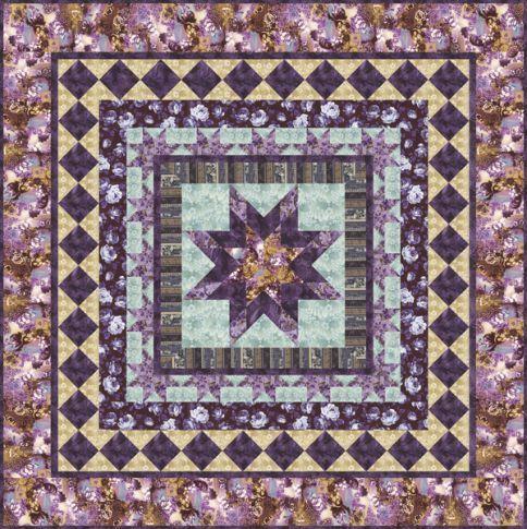 Into the Night Free Pattern: Robert Kaufman Fabric Company