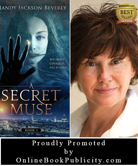 We are happy to announce that we will be working with Mandy Jackson-Beverly on the promotion her title, A Secret Muse. We look forward to the challenges and the rewards of our promotional journey together. You can visit this Paranormal Fantasy right here: http://www.onlinebookpublicity.com/dark-vampire-fantasy.html