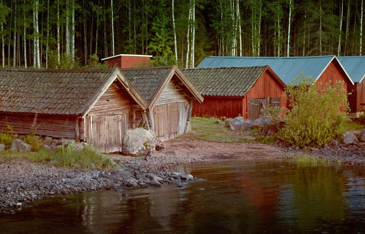 Båthus i Hjulbäck, Siljansnäs
