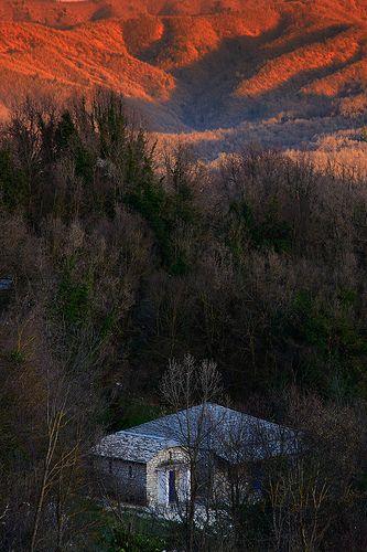 This is my Greece | Kato Vitsa village in Zagori Region in Epirus