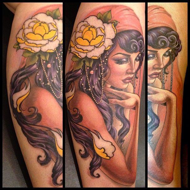 1000+ ideas about Gypsy Tattoos on Pinterest | Gypsy Girl Tattoos ...