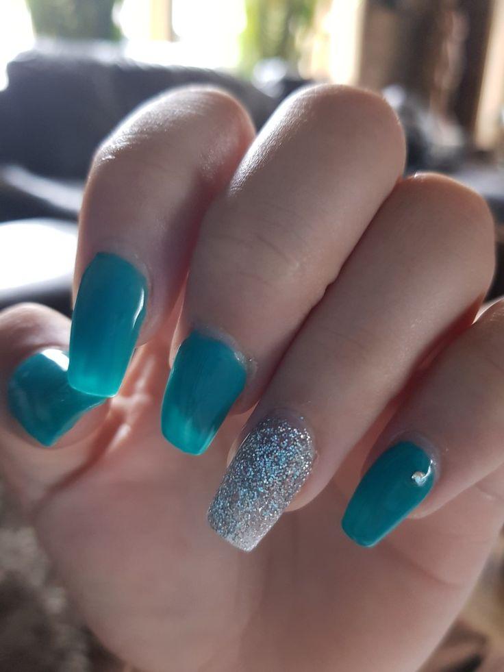 Mijn vakantie nagels 😍